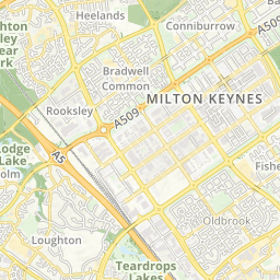 Map Of England Milton.Our Parks In Milton Keynes The Parks Trust
